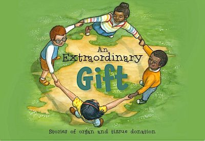 donor network west an extraordinary gift children's book