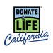 donate life california logo