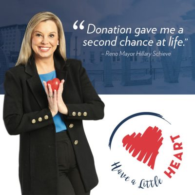 have a little heart reno nevada donor network west