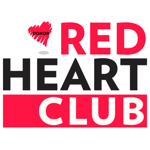 red heart club logo